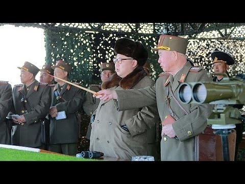 North Korea raises tensions with two missile launches