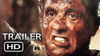 RAMBO 5: LAST BLOOD Official Trailer (2019) Sylvester Stallone Action Movie HD