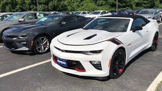 Chevrolet Camaro SS Review - Furious Convertible | Faisal Khan