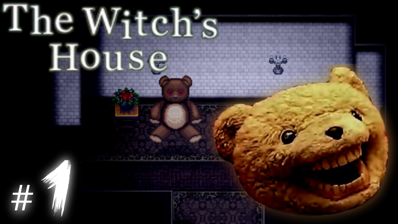 Killer Teddy Bear Game 1 | Killer Teddy Bear
