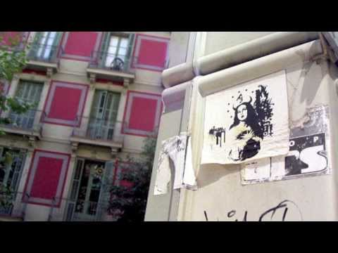 Street Art in Barcelona : Stickers / Pegatinas (Part 2)