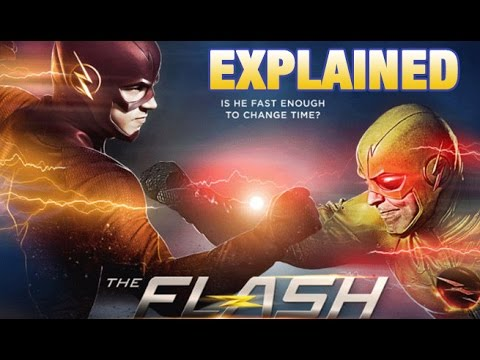 The Flash Finale (And Time Travel) Explained