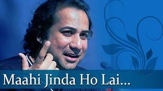 Rahat Fateh Ali Khan Qawwali Hits - Maahi Jinda Ho Lai - Pakistani Qawwali Songs