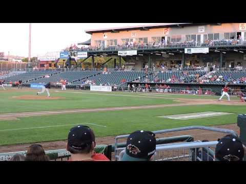 New Hampshire Fisher Cats vs. Portland Sea Dogs 6/23/2015 (part 4)