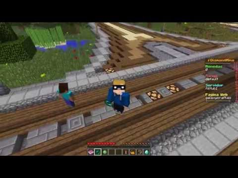 Server Juegos del Hambre Minecraft Pirata No Premium  1.7 - 1.7.9