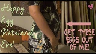 IVF | Before Egg Retrieval | Preparation and Expectations | TTC VLOGGING from Hawaii