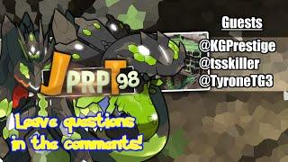 Q&A Stream w/ JPRPT98, KGPrestige, TSSKiller & TyroneTG3 (Corocoro Countdown)