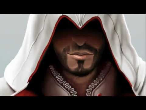 Assassins Creed Brotherhood: Ezio by Photoshop