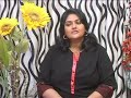 Frame from Valentine's Day Special Interview with Actress Nirosha - Sindura Prema