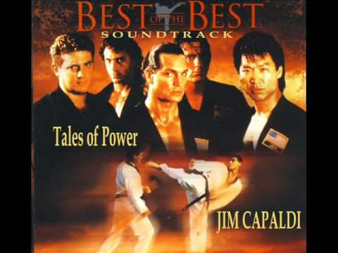JIM CAPALDI - TALES OF POWER (Best of the Best OST)