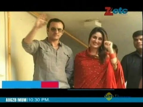 Saif Ali Khan Plans to Celebrate Kareena Kapoor's Birthday