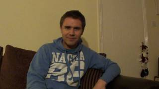 Neil Byrne - Christmas Message - 2011