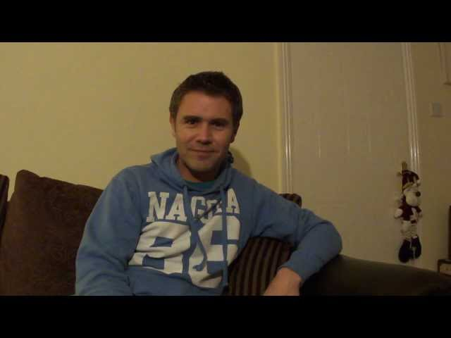 Neil Byrne - Christmas Message - 2011