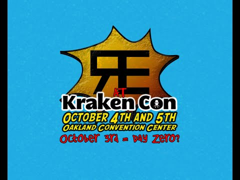 ENCOUNTERERS, UNITE! at Kraken Con 2014