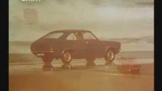 Morris Marina British Leyland Advert with HTV West Ident