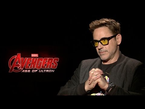 Marvel Word Association with the cast of Marvel's Avengers: Age of Ultron