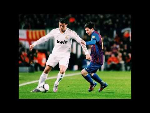 [hd] Cristiano Ronaldo Vs Lionel Messi Photo Compilation 2014 video