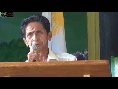 Symposium On The BANGSAMORO BASIC LAW (BBL) - Tagalog