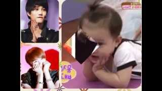 KAIHUN with They Baby Kim TaeOh