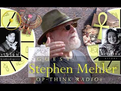 Op-Think Radio with Stephen Mehler - Khemitology, a Journey to ancient Egypt