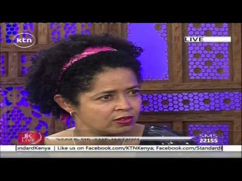 Jeff Koinange Live with Paula Kahumbu - CEO Wildlife Direct part 1