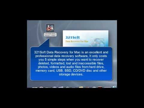 321Soft.com - Mac Data Recovery Quickly, Safely and Completely