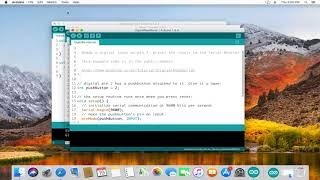 Setting up the Arduino IDE on Mac OS X