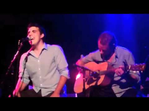 MATT SAVOCA singing STAY AWHILE in Carner & Gregors BARELY LEGAL SHOWTUNE EXTRAVAGANZA