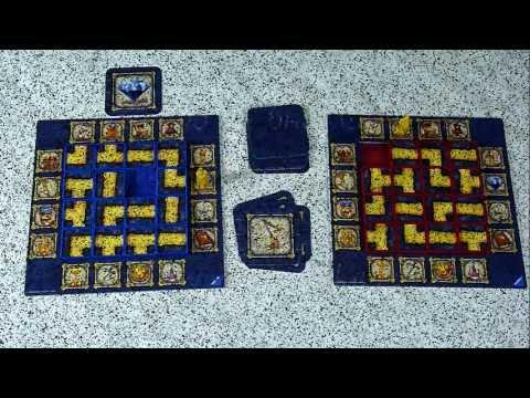 Обзор игры Лабиринт дуэль