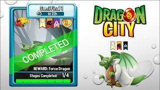 Dragon City - Force Dragon [Summer Cup - Full Unlocked 2016]