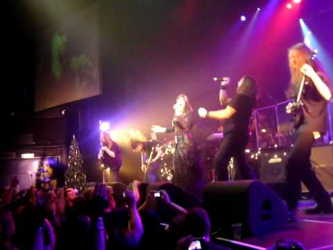 Christmas Metal Symphony 2008: Phantom of the Opera by Floor Jansen and Russell Allen