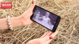 Видео-обзор смартфона Acer Liquid S1 S510 Duo