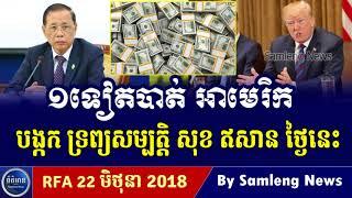 អាមេរិក បង្កកទ្រព្យសម្បត្តិមន្រ្តីធំៗ របស់គណបក្សកាន់អំណាច,Cambodia Hot News, Khmer News