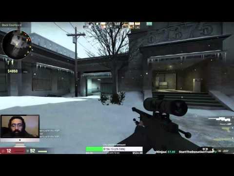 Counterstrike: Footjob Kill video