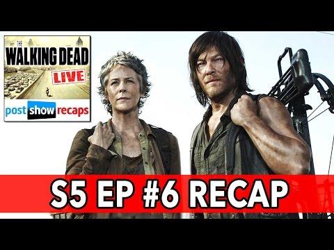 Walking Dead Season 5. Episode 6 Review   Consumed Recap   November 16. 2014