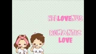 Watch Hello Venus Romantic Love video