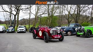 Flying Scotsman 2019 Car Rally Low Wood Bay Hotel Spa Windermere
