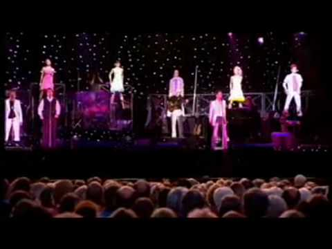 Sir Cliff Richard - Do Wop, Rock and Roll Medley