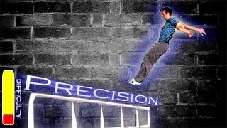 How to PRECISION JUMP - Parkour Tutorial