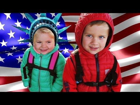 ★ Летим В АМЕРИКУ ✈️ Щенячий Патруль в Самолете PAW Patrol game Video for Kids PAW Patrol toy VLOG