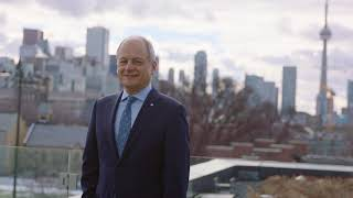 University of Toronto: U of T's Vision for the Future with President Meric Gertler