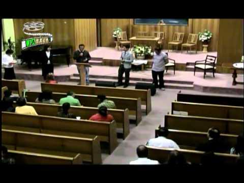 Culto Joven - 21 de Abril 2012