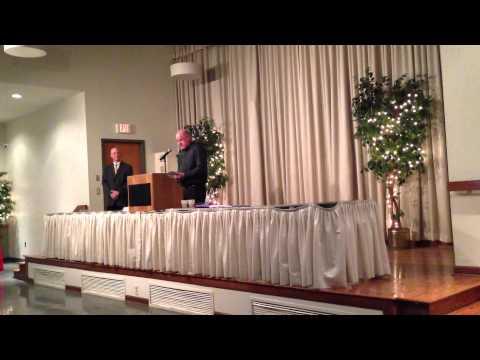 Stan's Baseball Hall of Fame - Father Judge High School - 02/25/2013