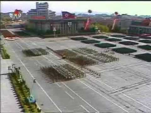 north korean army parade. North Korean Army Parade