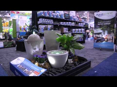 Aquascape New Product Showcase 2013