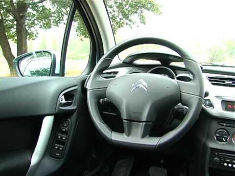 Тест-драйв Citroen C3