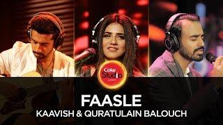 download lagu Kaavish & Quratulain Balouch, Faasle, Coke Studio Season 10, gratis