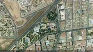 Google Earth HD 2011 - Places and the UFO disclosure (2/9)