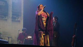 "Lila Downs - ""La Martiniana"" @ The Wiltern L.A. 2-25-12"