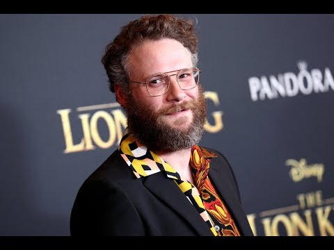 """Seth Rogen Had Help From Pharrell and Hans Zimmer to Sing in """"Lion King"""""""